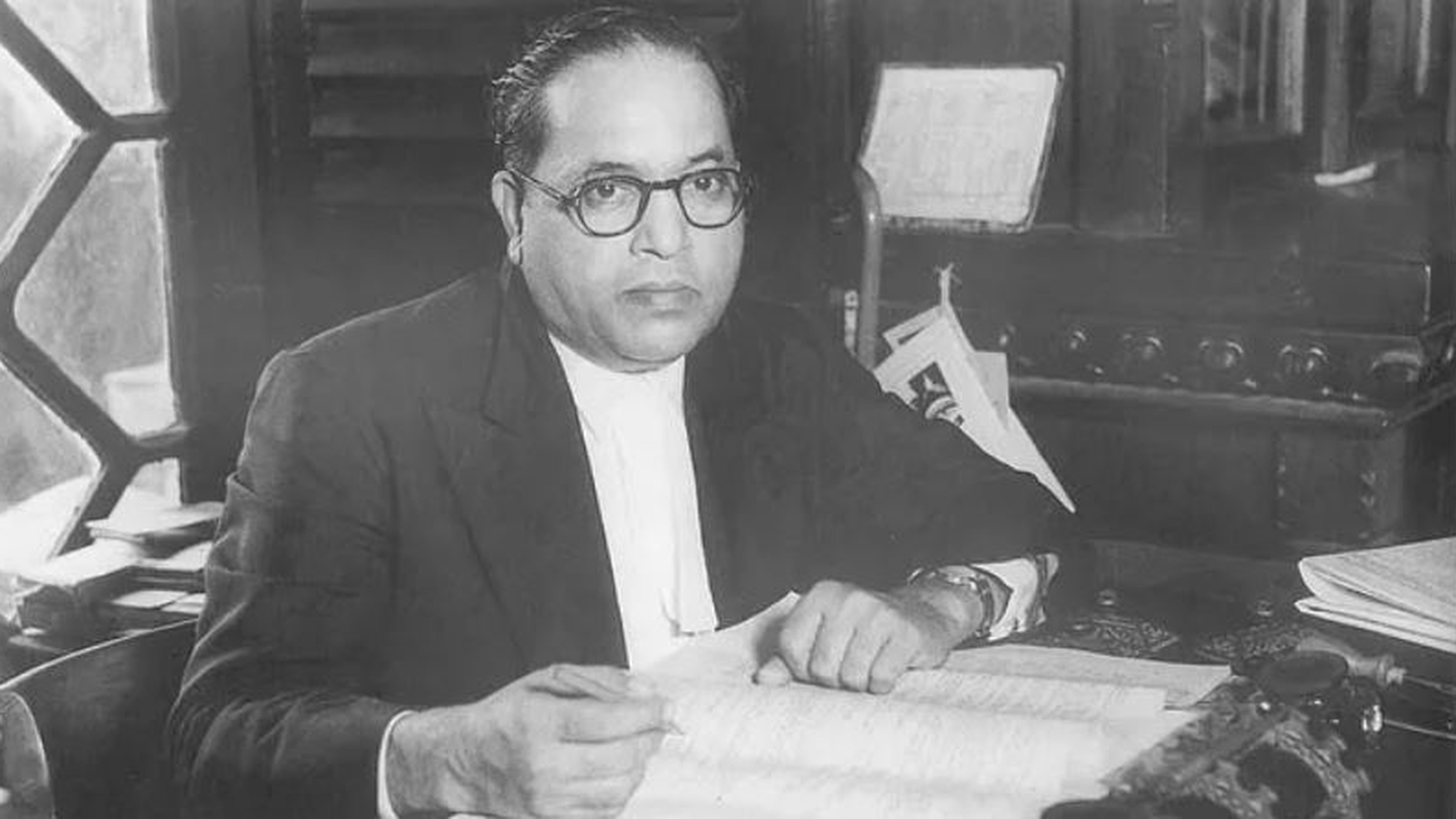 """BR Ambedkar suggested that the State must ensure """"the principle of equality of opportunity and at the same time satisfy the demand of communities which have not had so far representation in the State"""""""