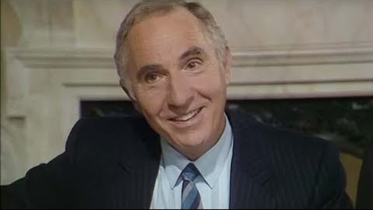 Nigel Hawthorne as Sir Humphrey Appleby