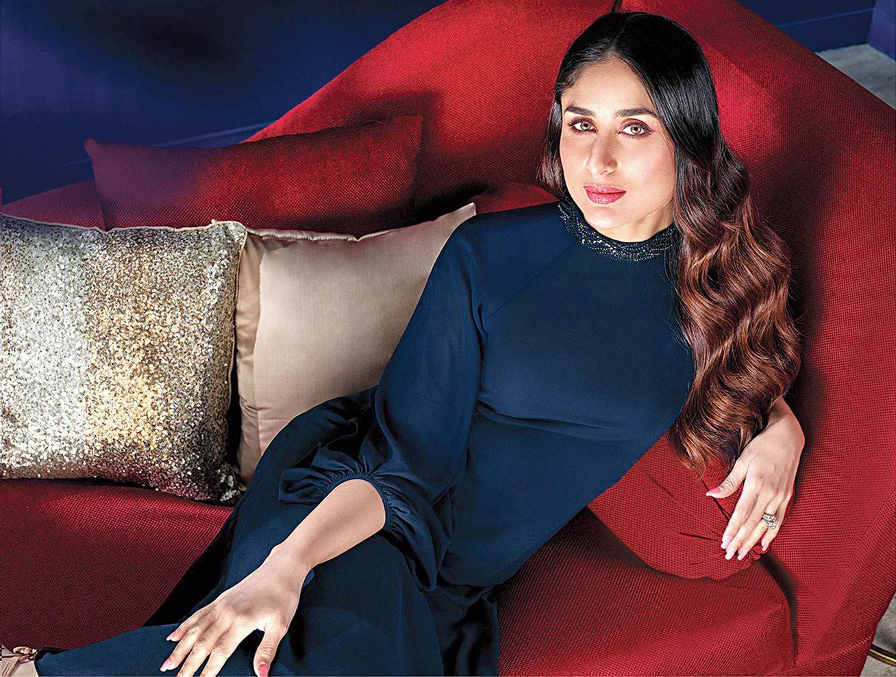 What better platform than Dance India Dance to make my TV debut on: Kareena Kapoor