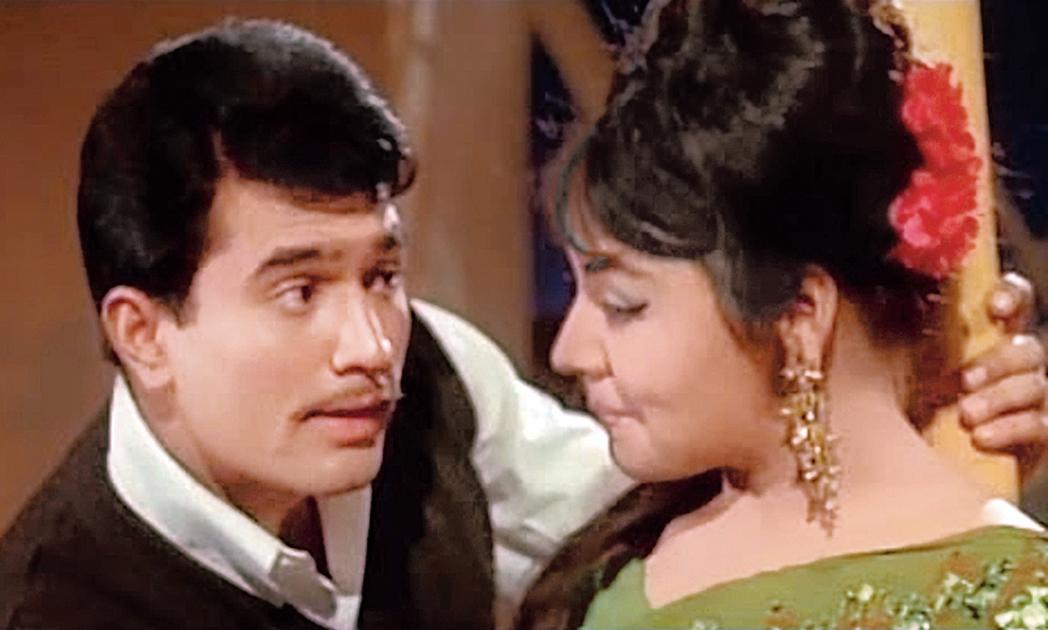 Renu and Sooraj in the film
