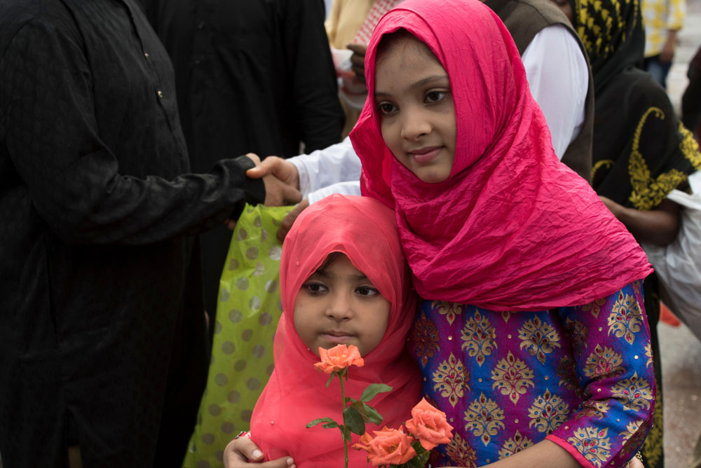 The National Family Health Survey-4 has reported a notable drop in the fertility rate of Muslim women