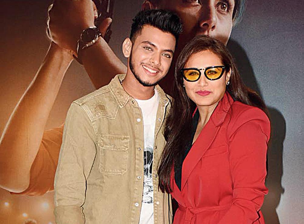 'Mardaani 2' co-stars Rani Mukerji and Vishal Jethwa
