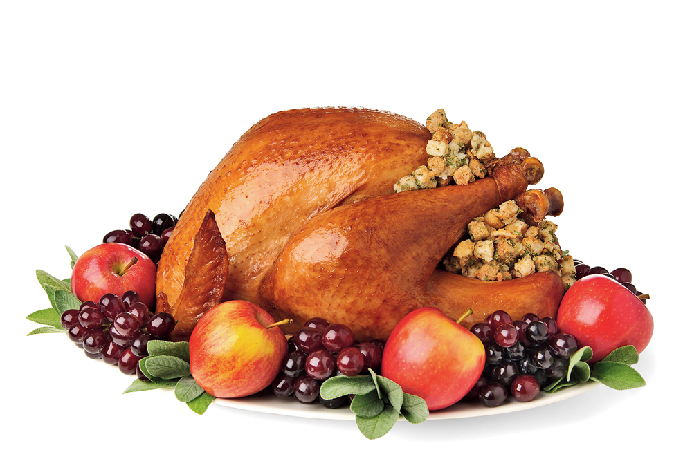 Turkey proteins also help increase the feeling of satiety that keeps hunger pangs away longer