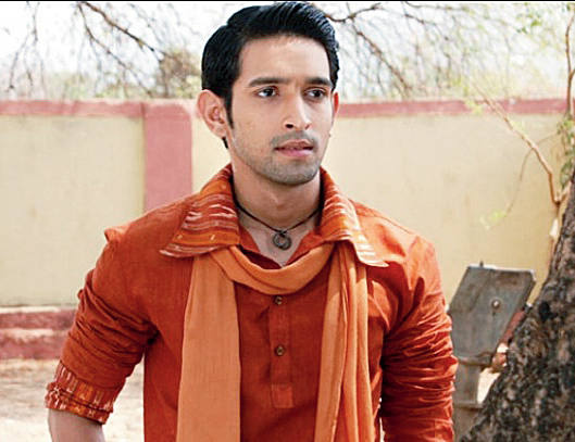 Vikrant played Shyam in Balika Vadhu on Colors