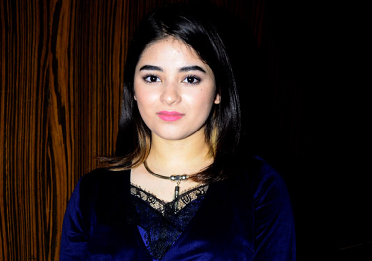 Zaira Wasim took the decision to quit films because she felt her profession came into conflict with her faith.