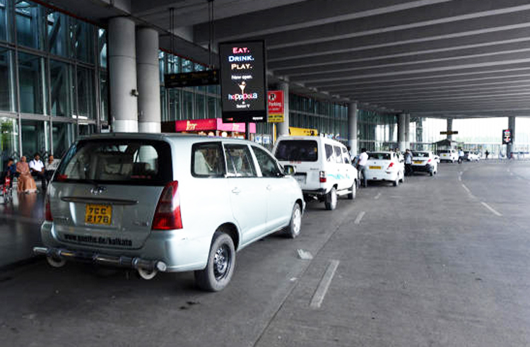 The airport authorities are now maintaining a register that mentions vehicles that flout parking norms along with their registration numbers and the departments or government agencies they belong to.