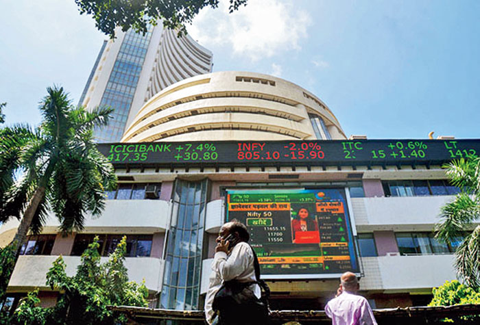 The broader Nifty gained 516.80 points, or 6.62 per cent, to settle at 8317.85.