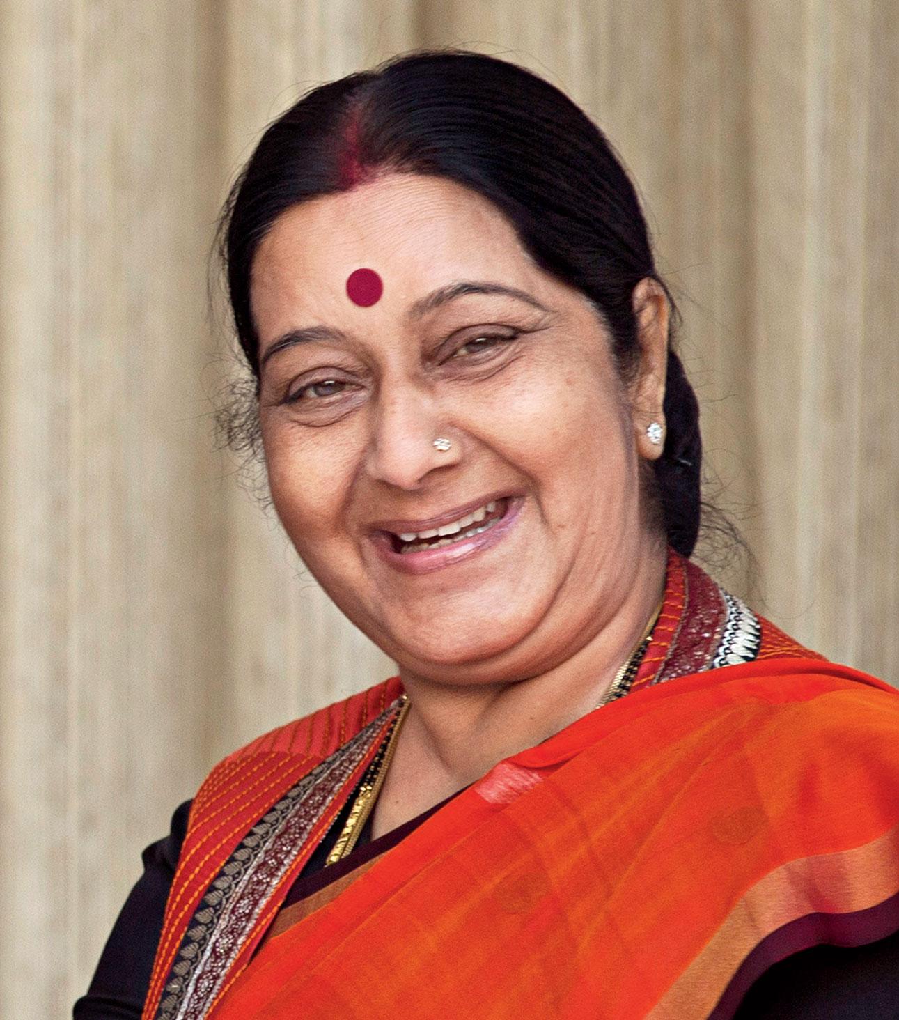 Sushma Swaraj, who had unsuccessfully taken on Sonia Gandhi in Karnataka's Bellari in 1999, had been a shining leader among the second generation promoted by Atal Bihari Vajpayee and Advani.