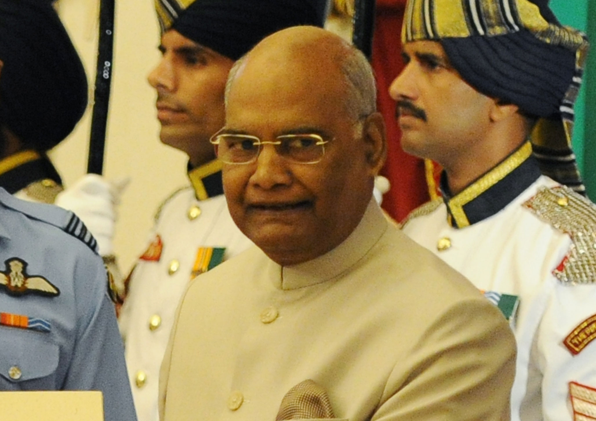 The letter to Ram Nath Kovind, signed by as many as 80 former civil servants, defence officers, judges, academicians and professionals, said