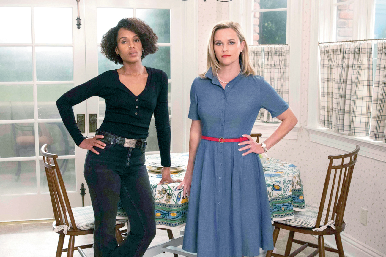Wow women: Kerry Washington and Reese Witherspoon in Little Fires Everywhere, streaming on Hotstar