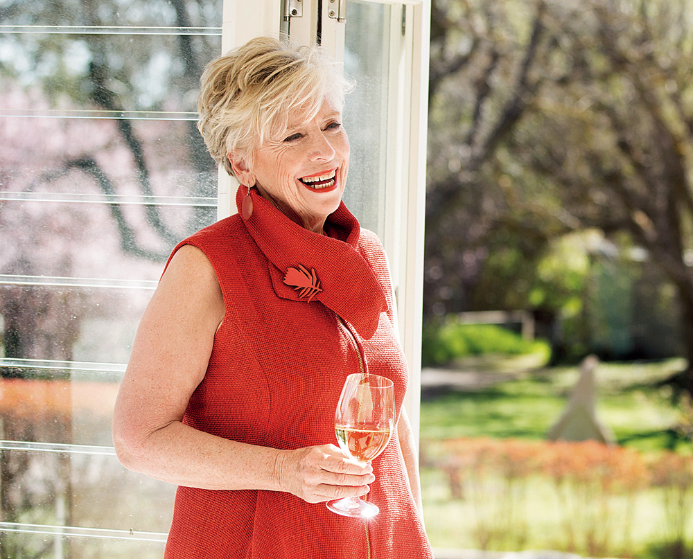 At 74, Maggie Beer is not only a judge on 'The Great Australian Bake Off' and a regular guest on 'MasterChef Australia', but she's also a product developer of her own line of food, wine and kitchenware