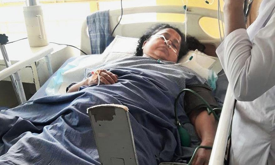 Three CAB selectors hurt in in SUV crash - Telegraph India