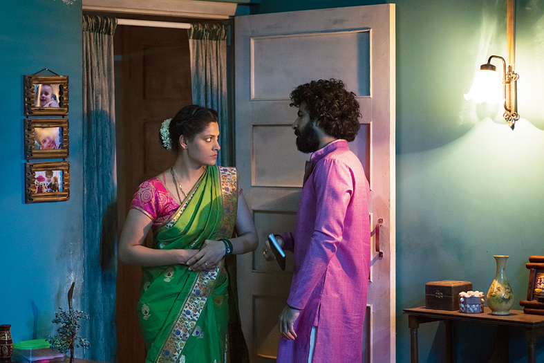 Anurag Kashyap has a gem of an idea to work with from a script by Nihit Bhave, his casting is spot on, his understanding of the milieu is commendable and his trademark dark humour elevates the film, but Choked could have been a whole lot more