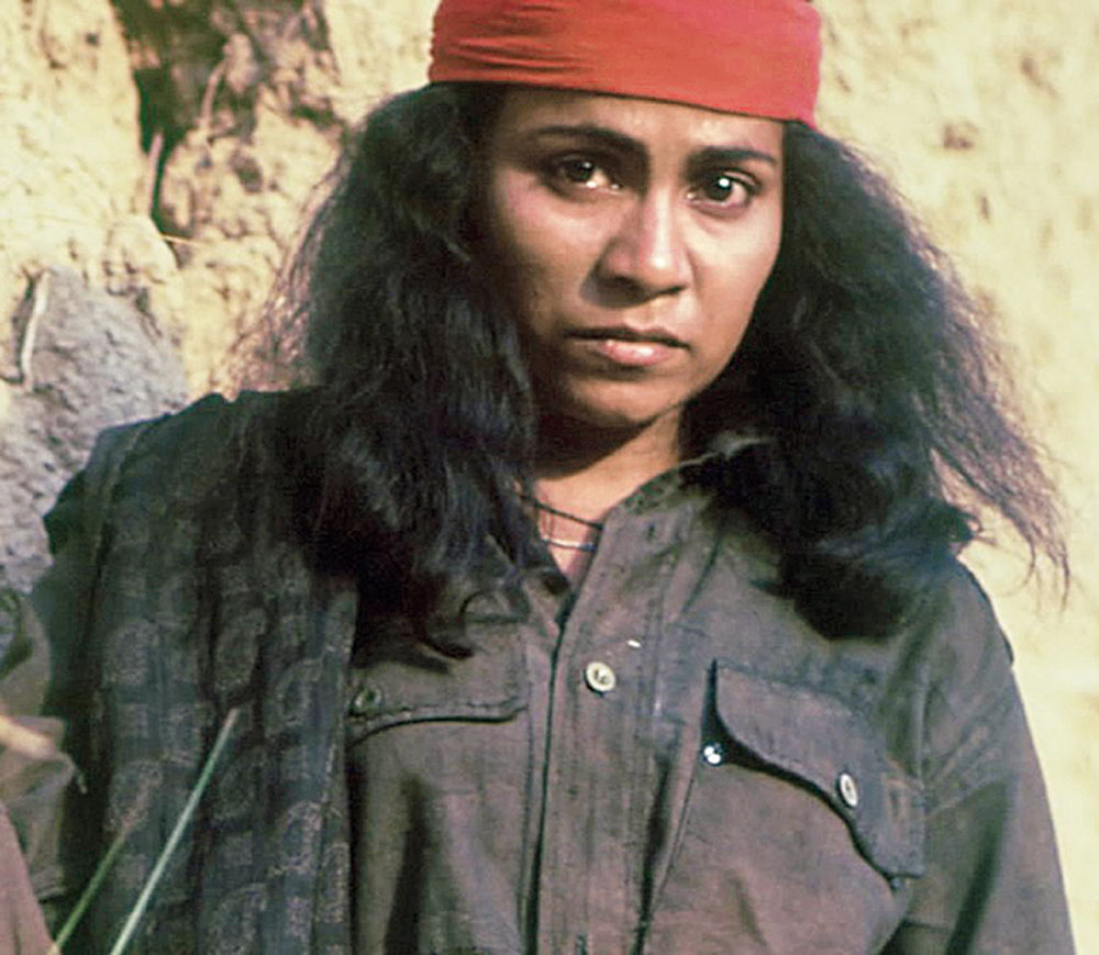 Phoolan Devi, on whom the movie Bandit Queen was based, had initially sought to have the film banned