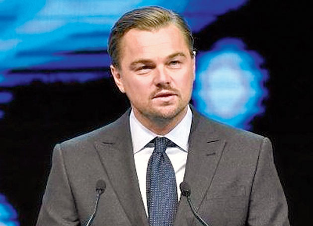 DiCaprio spotlight on Chennai water crisis