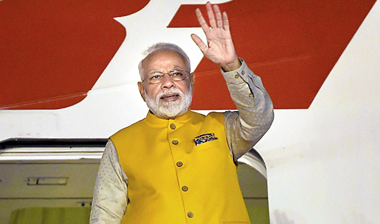 Modi leaves for Japan on Wednesday to attend the G20 Summit