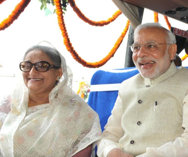 Focus on India-Bangladesh border management
