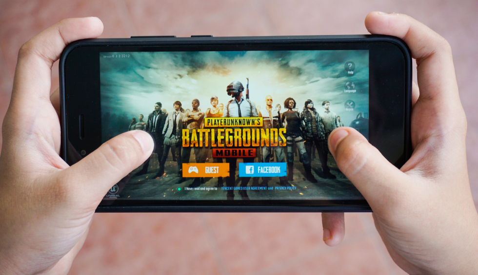 """Each game has up to a hundred """"players"""" parachuting onto an island and looking for weapons to kill the others without getting killed themselves. The last player or the last team standing wins the game."""