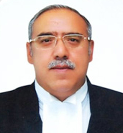 Justice Deepak Gupta