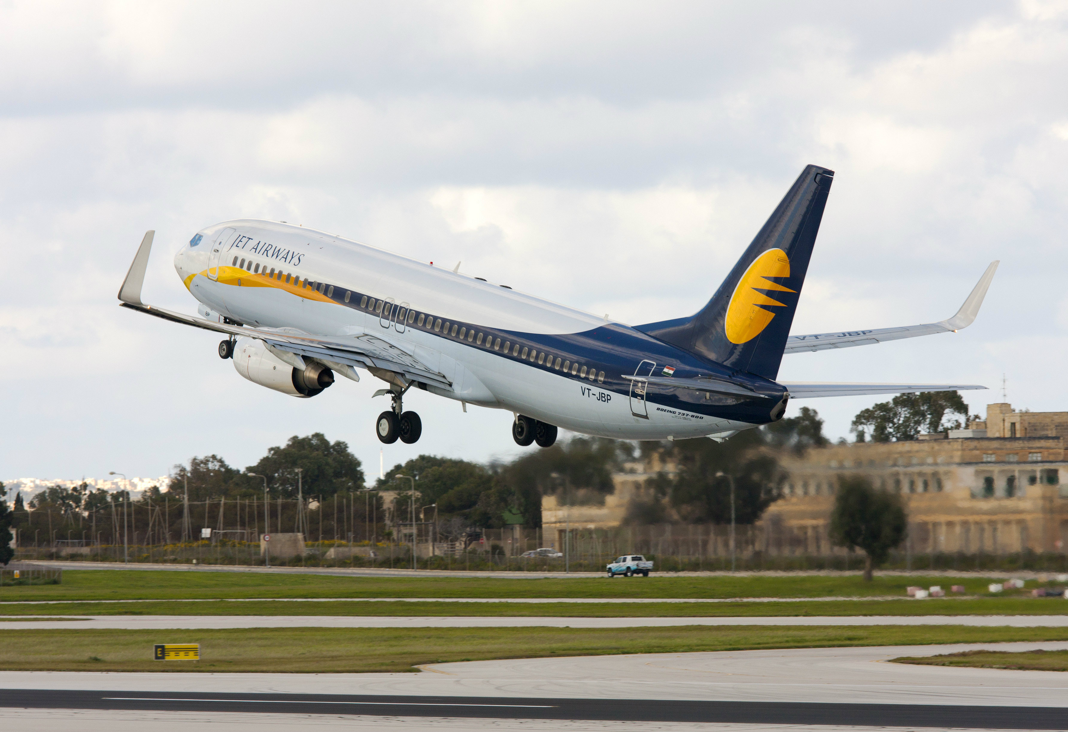 Earlier this month, Jet Airways, which has been making delayed salary payments to the staff, had said it has defaulted on loan repayments to banks.