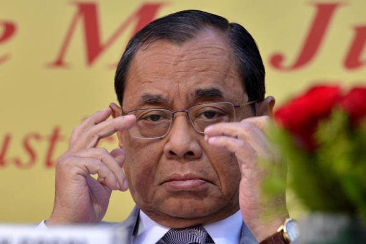 Cheating case relief for CJI accuser