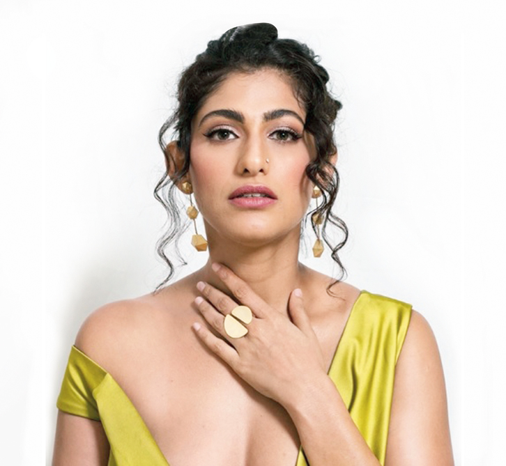 Kubbra Sait on her new show Illegal and life in the times of corona -  Telegraph India