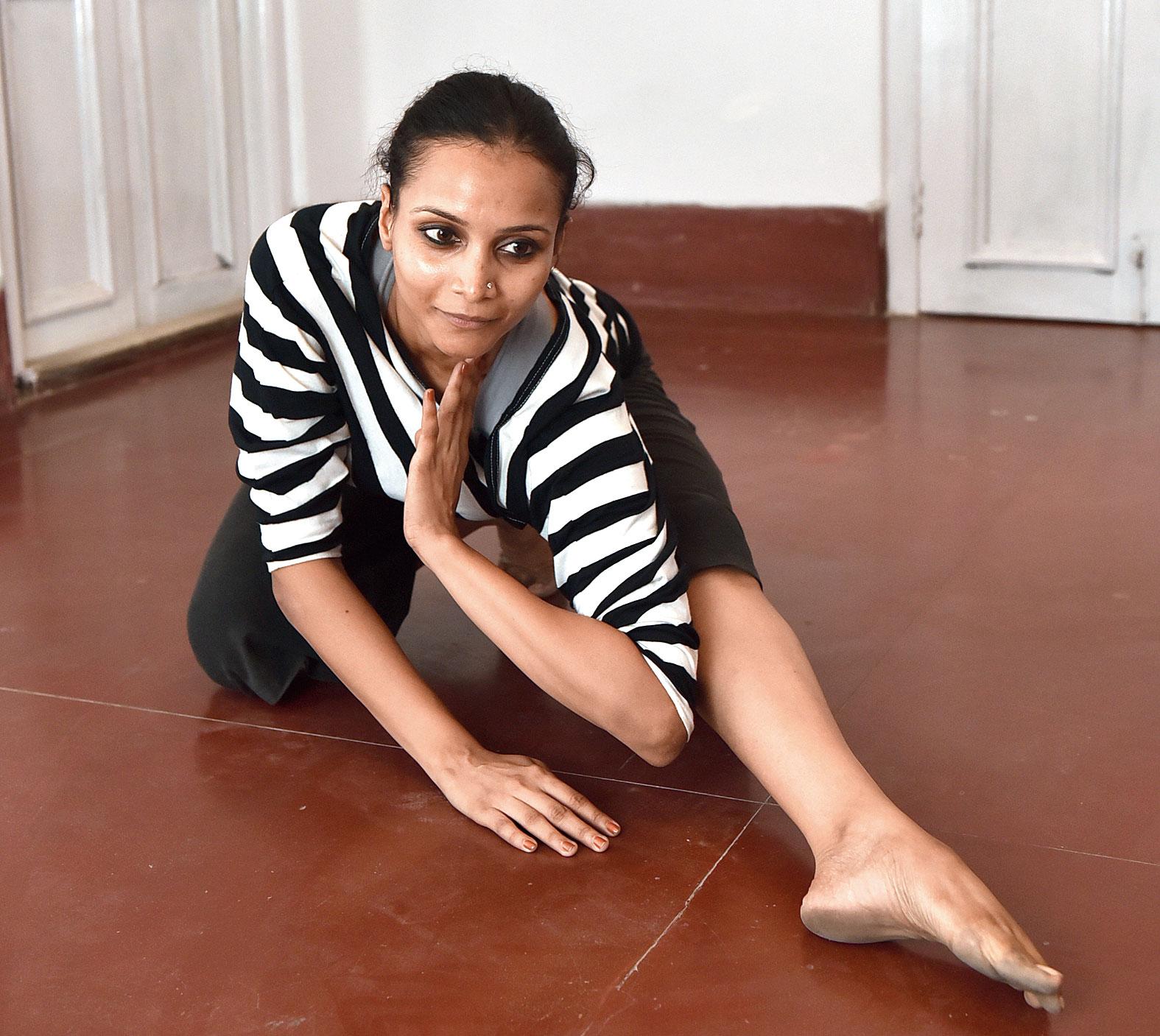Diya Naidu performs Strange Intimacies