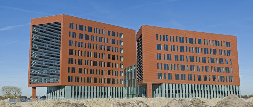 Stater building Vathorst