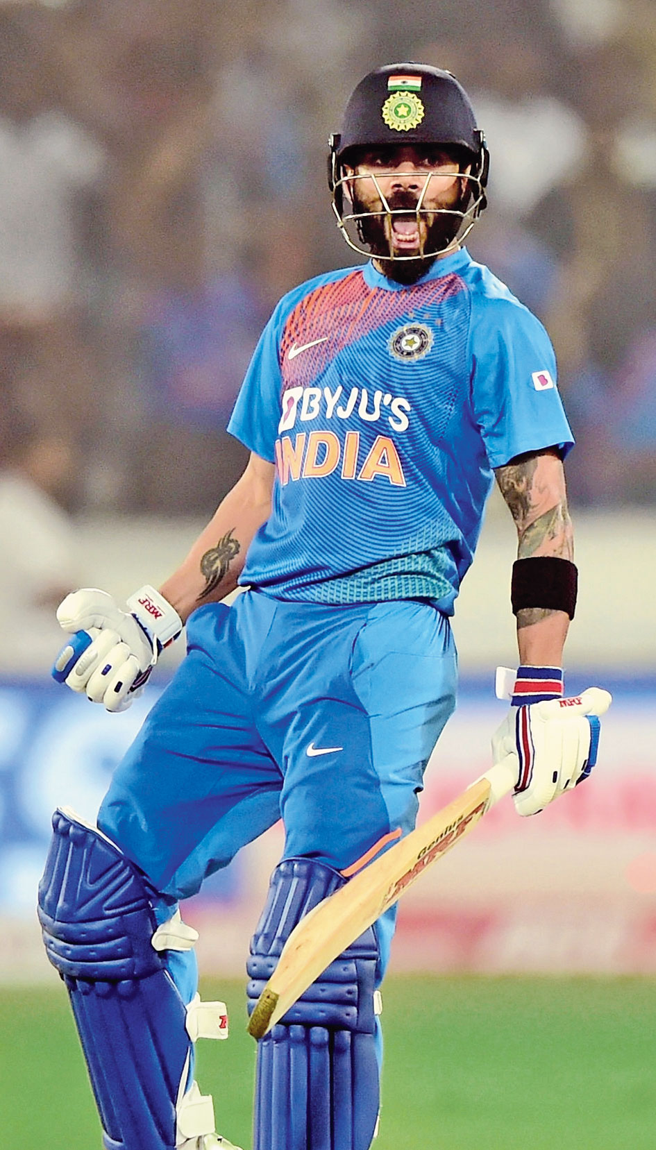 Virat Kohli on Friday