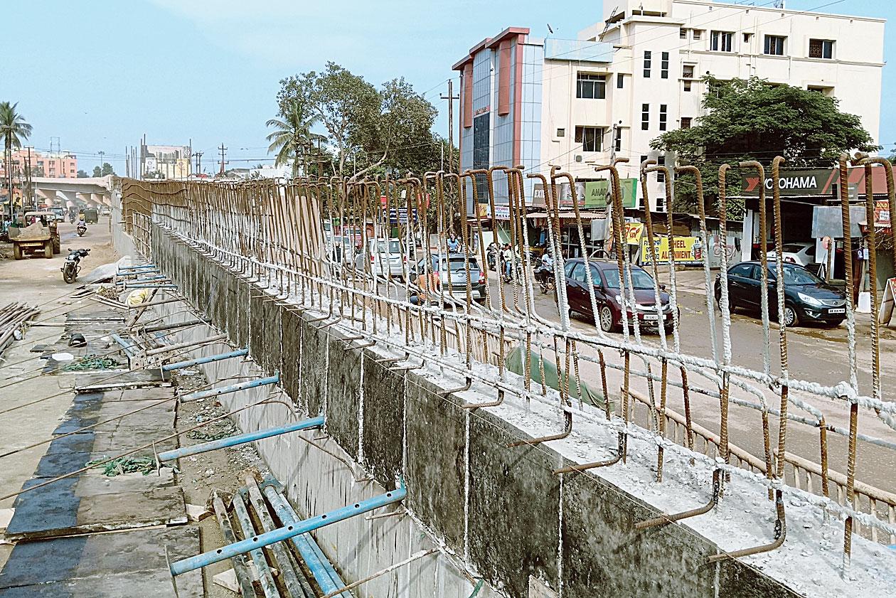 Bomikhal Road overbridge