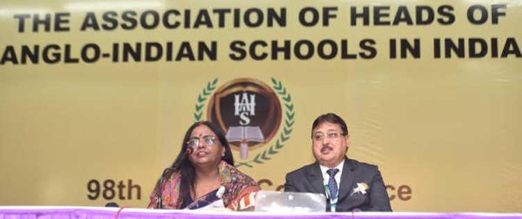 The meeting by the All-India Anglo-Indian Association had been attended by around 70 school heads