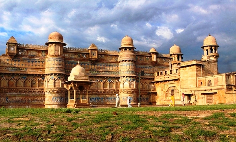 Gwalior gets its name from the iconic fort that overlooks the city, in a valley surrounded by rocky hills