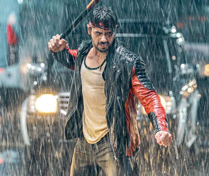 MASALA MAGIC: Sidharth Malhotra as Raghu in Marjaavaan, releasing on November 15