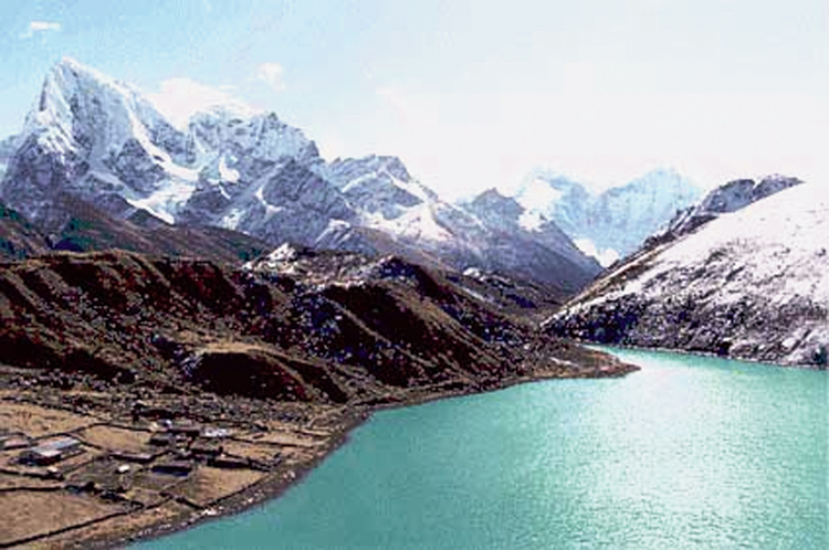 Himalayan glaciers melt at double the speed