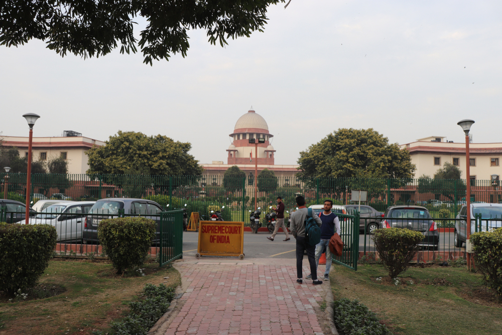 The apex court has over 40 days heard a batch of petitions from Hindu and Muslim groups and individuals challenging a 2010 Allahabad High Court judgment that divided the disputed plot equally among two Hindu groups and a Muslim group