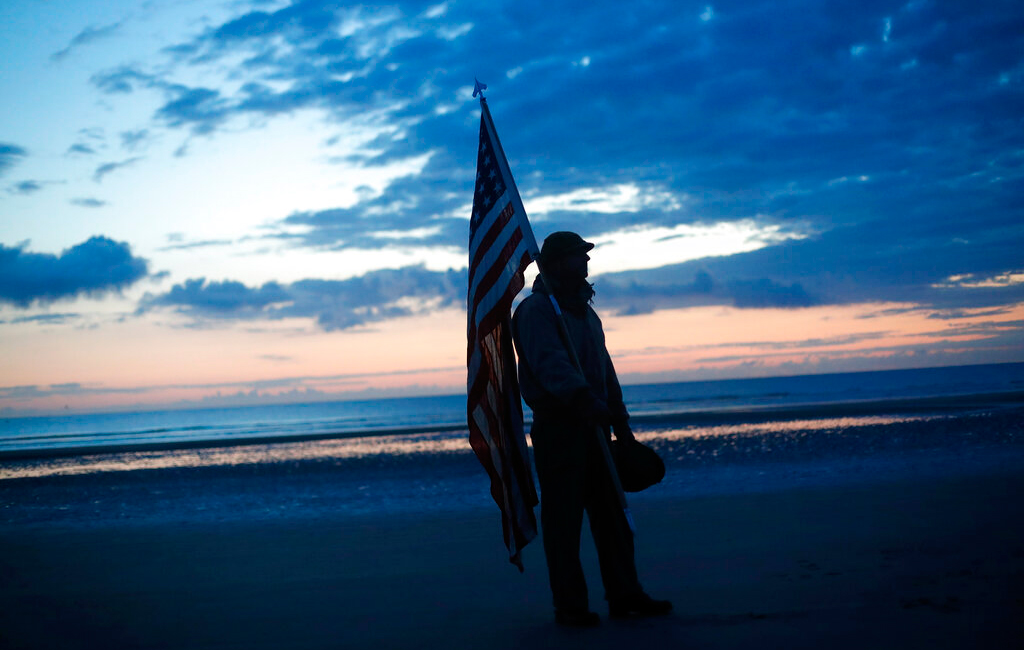 World marks 75 years since D-Day in solemn observances