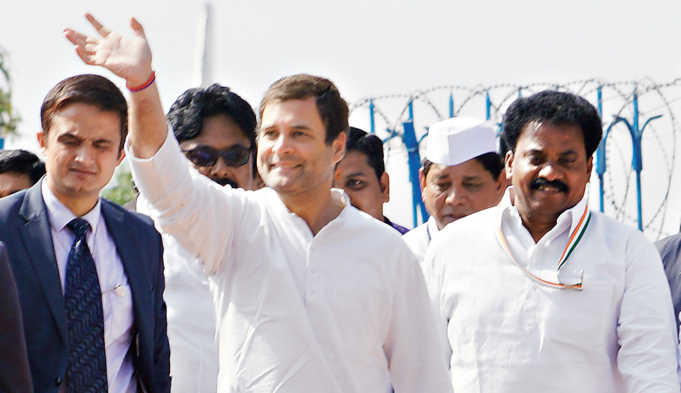 Learn from China how to create jobs, Rahul says