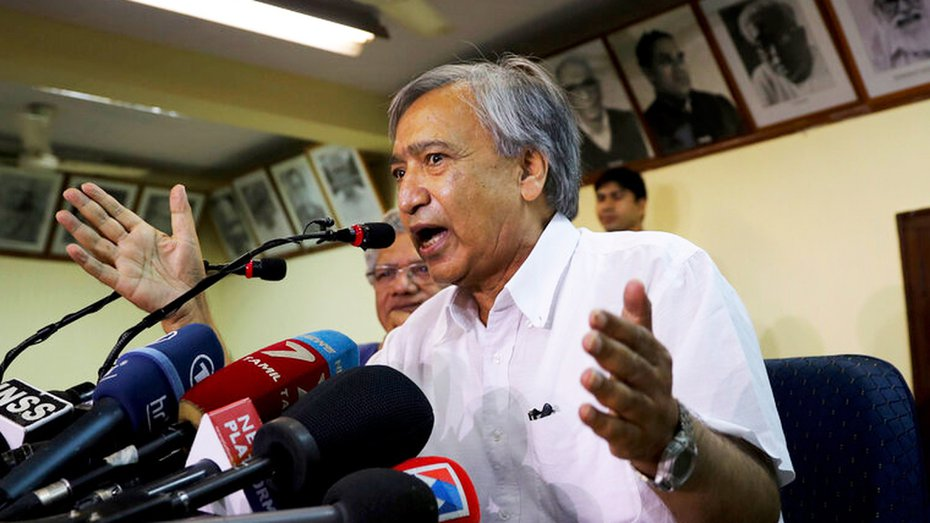 Yousuf Tarigami, a CPM central committee member, minced no words while replying to the question why there has been no protest in Kashmir against the decisions to do away with the state's special status and bifurcate it.