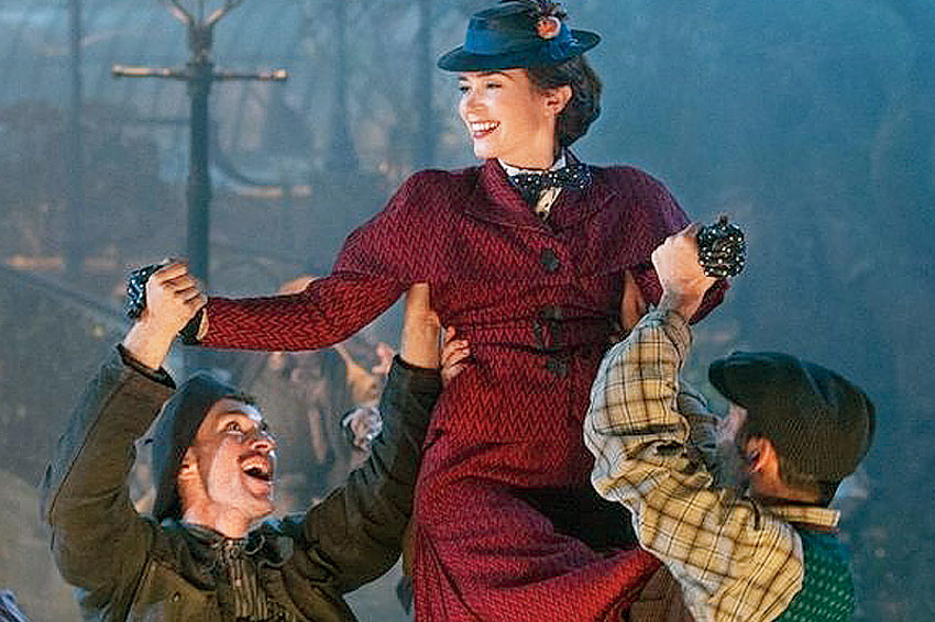 Mary Poppins Returns feels like a sales pitch