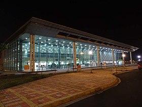 Kazi Nazrul Islam Greenfield Airport