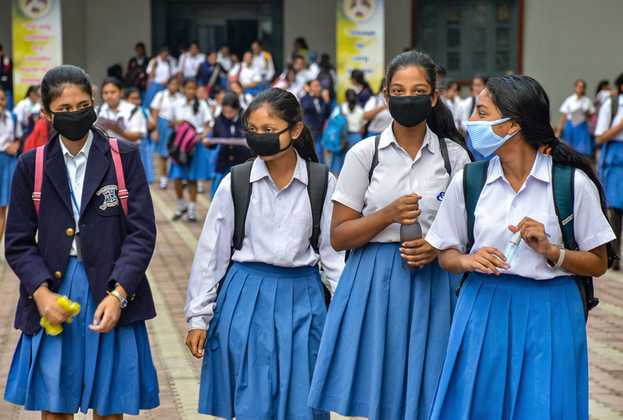 """State education minister Ratan Lal Nath told reporters, """"Before restarting classes, we will properly sanitise all the schools and ensure safe drinking water supply for students. Classes will start from June 15 since it will take some time to sanitise them properly."""""""