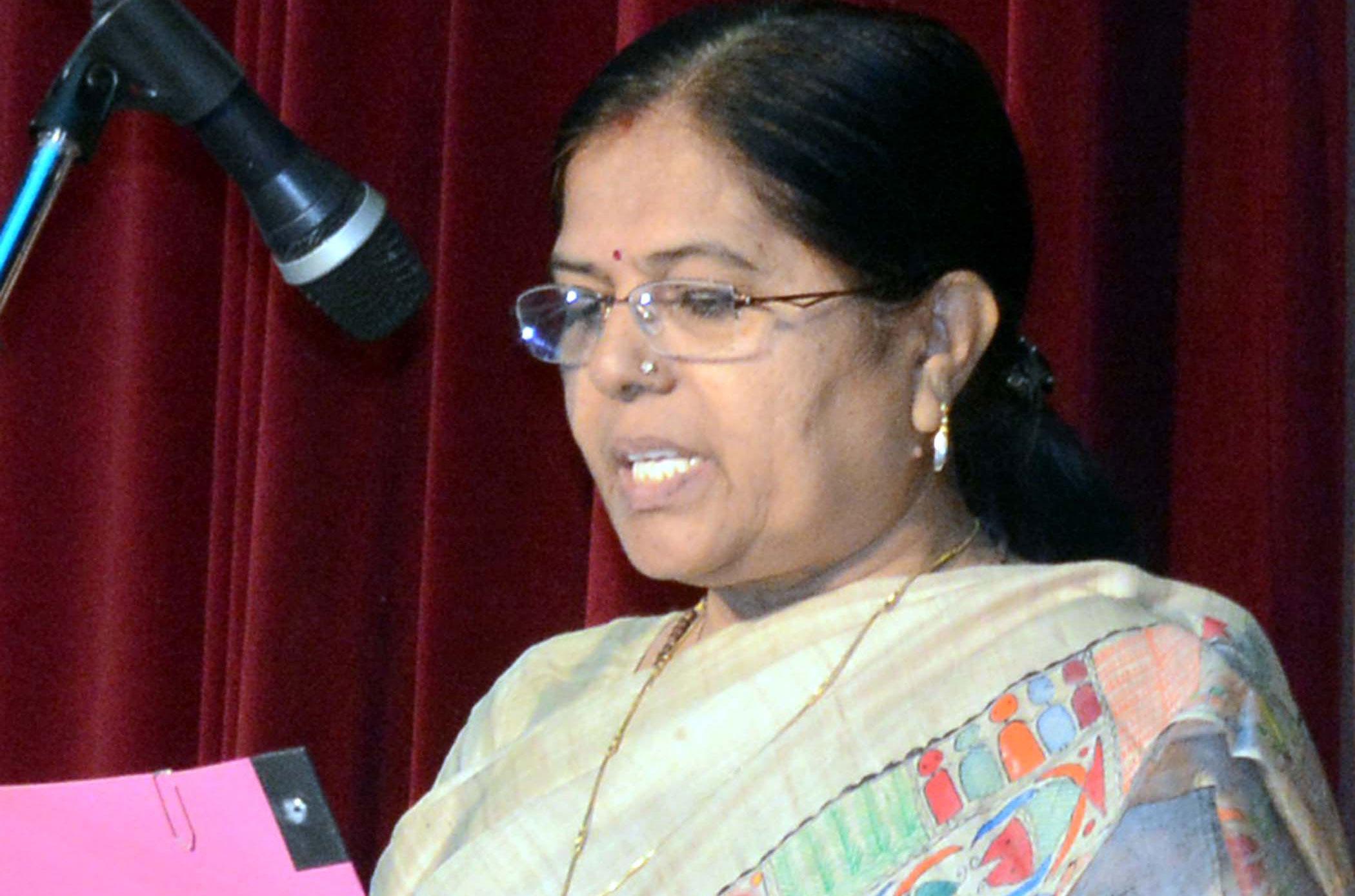 Former Bihar minister Manju Verma