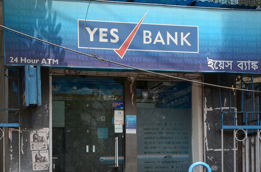Shares of Yes Bank had jumped over 59 per cent on Tuesday also after Moody's upgraded the company's ratings.
