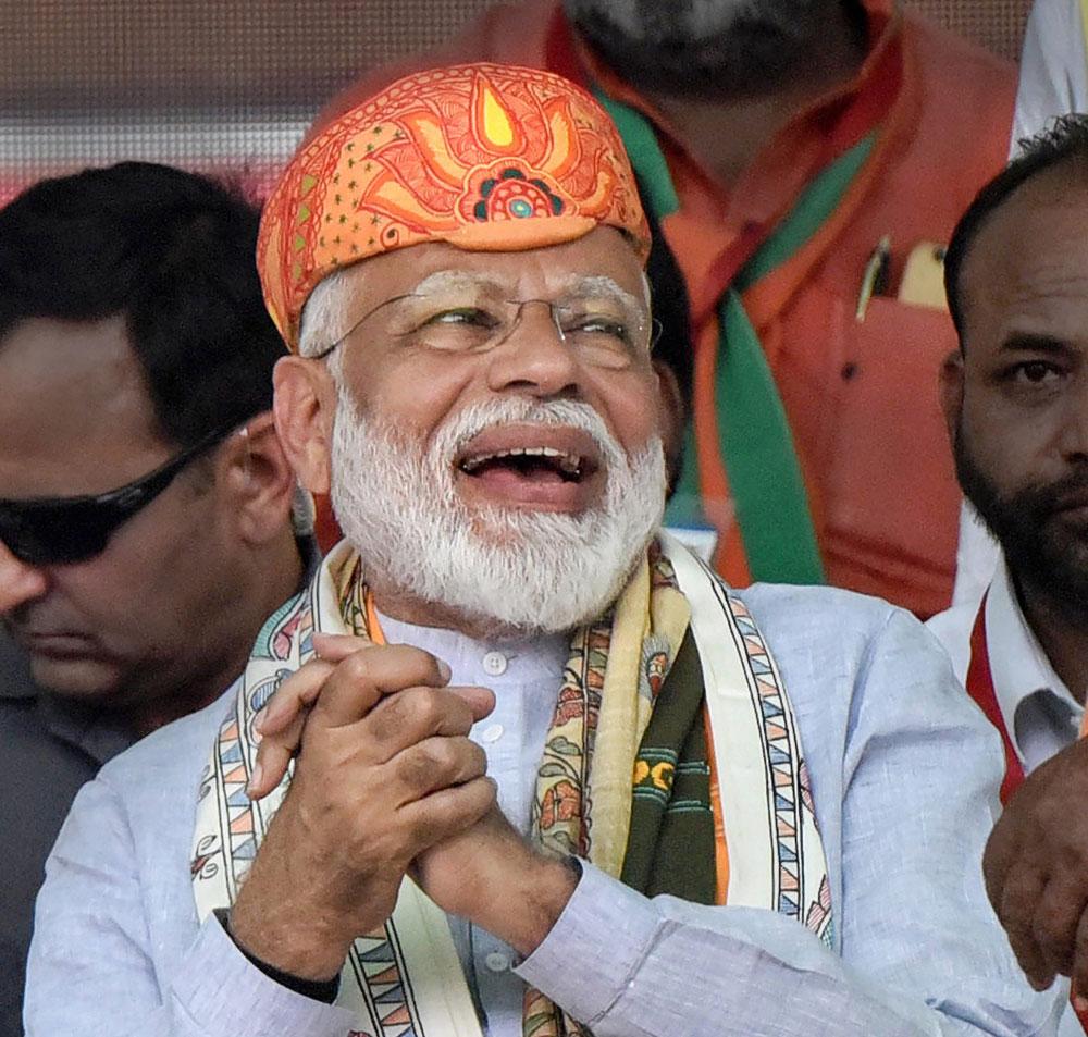 Modi's vote test: Won't you chant Vande Mataram?