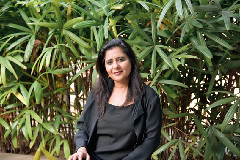Sunira Chamaria, executive director, DRIL, is taking over as the new chairperson of the Calcutta chapter of FICCI FLO