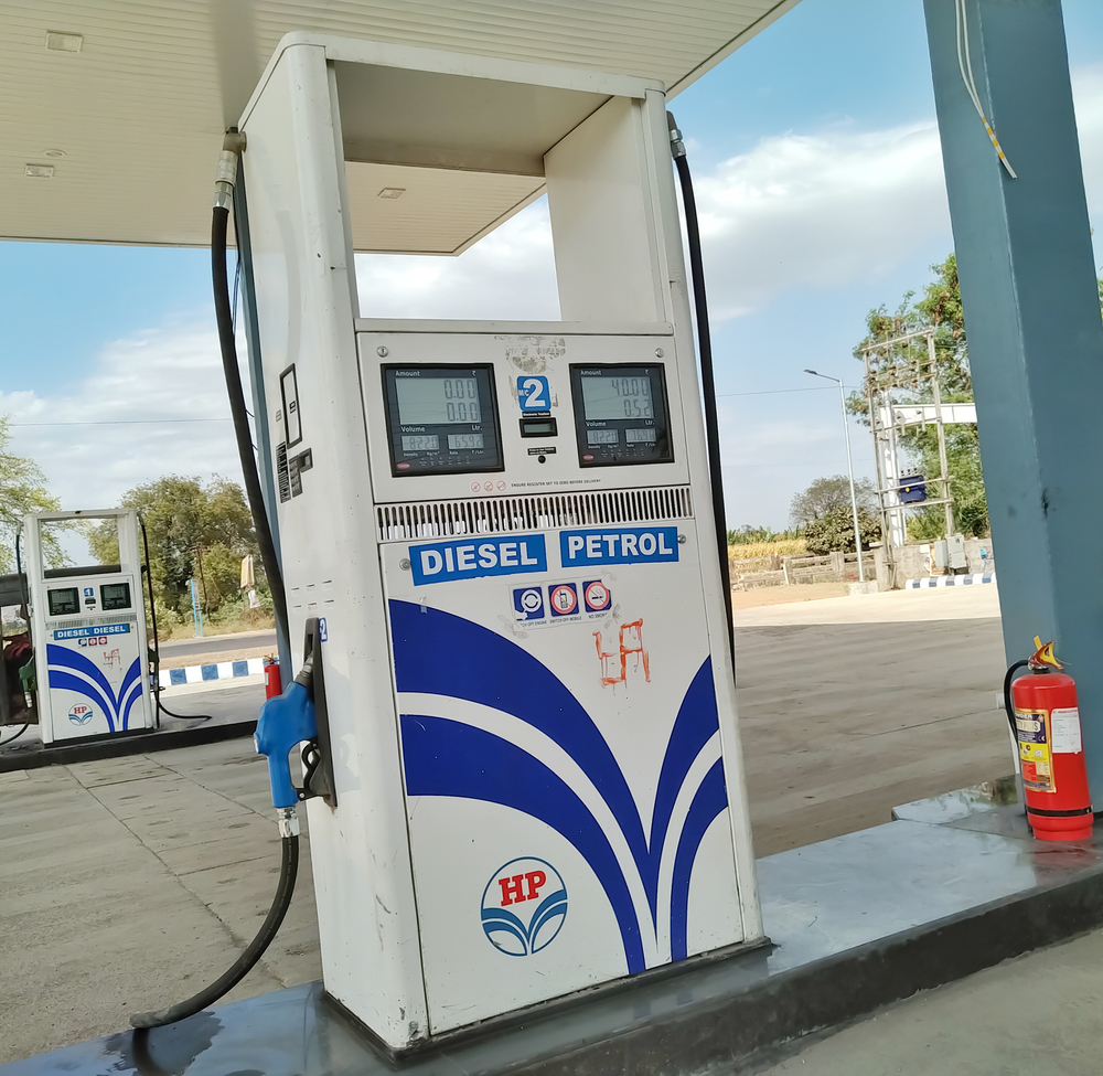 Auto fuel prices were frozen soon after the government raised excise duty on petrol and diesel by Rs 3 per litre each to mop up gains arising from falling international rates.