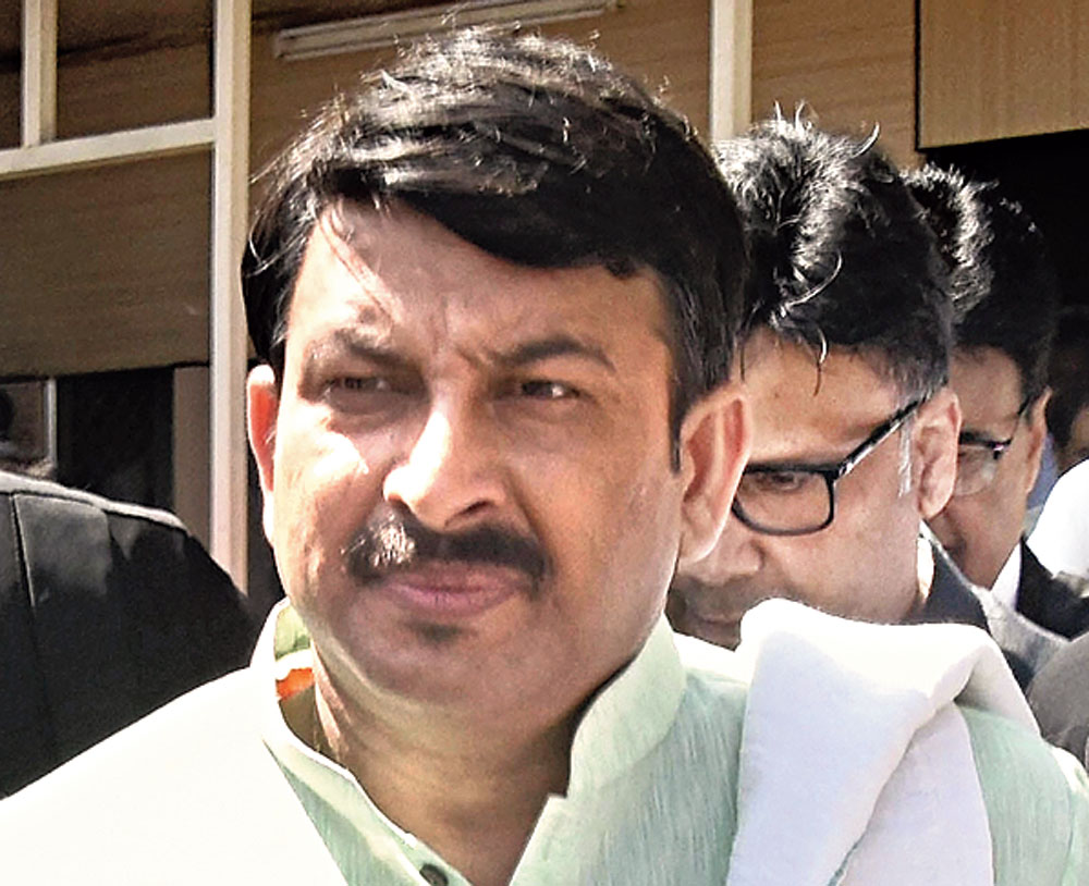 Manoj Tiwari is a frontrunner for the post of Delhi chief minister from the BJP