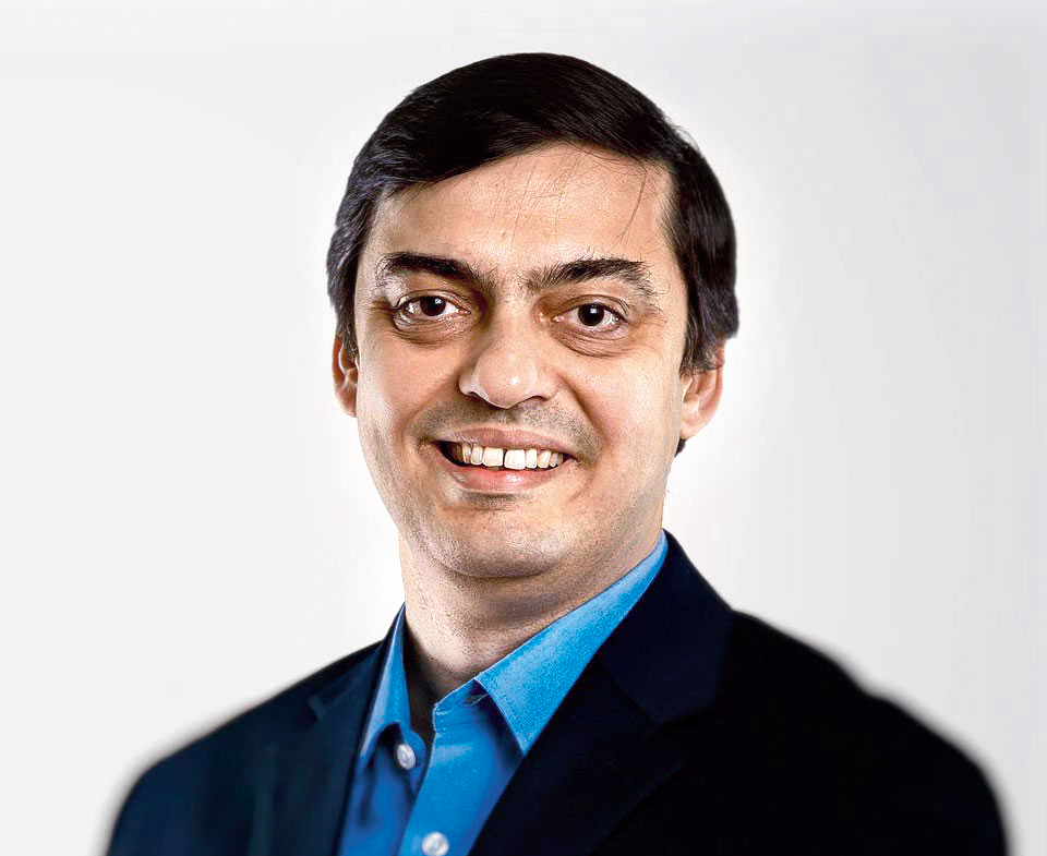 Ajey Mehta, HMD Global vice-president and country head (India).