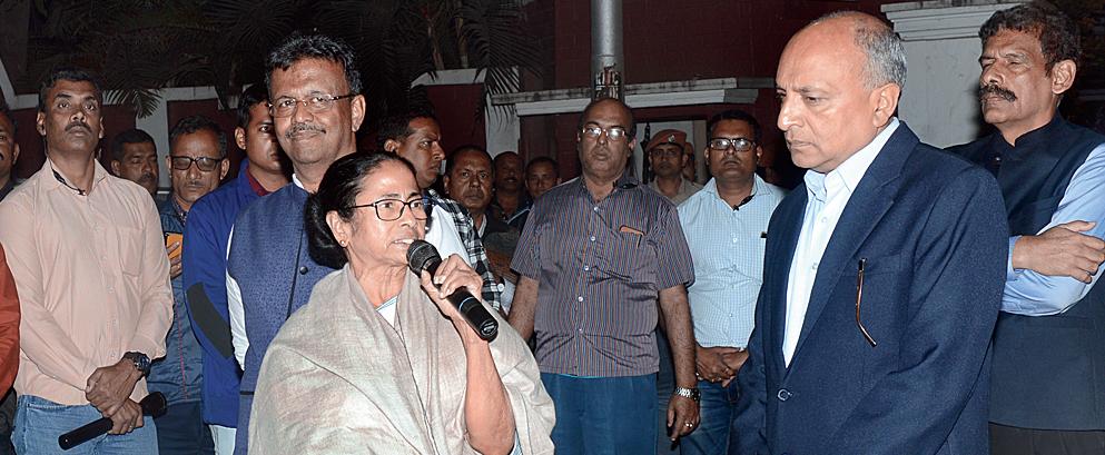 Mamata reloads Metro Channel missile