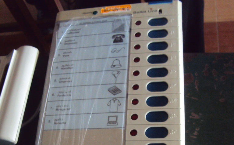 """In the petition filed through advocate Prashant Bhushan, the NGOs submitted that the Election Commission had this time introduced a real-time reporting of the voter turnout for every single constituency on a mobile app called the """"My Voter turnout app""""."""